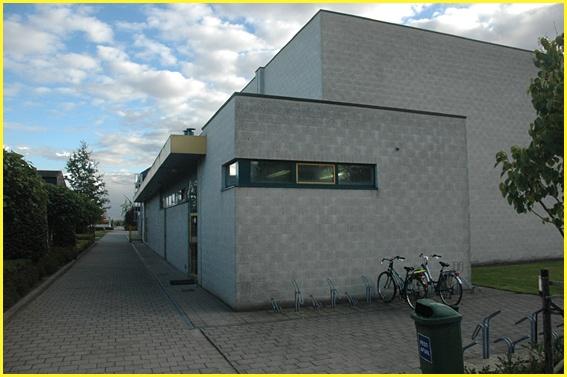 Sporthal Tuinbouwschool Peizegem